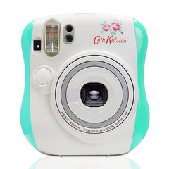 Fujifilm Instax Mini 25 Cath Kidston Green Special Addition Instant Camera