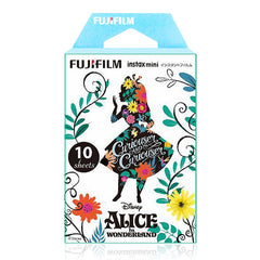 Fujifilm Instax Mini Disney Alice Instant Film