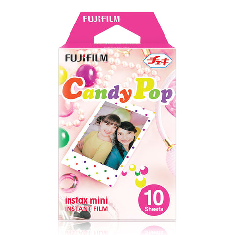 Fujifilm Instax Mini Candy Pop Instant Film