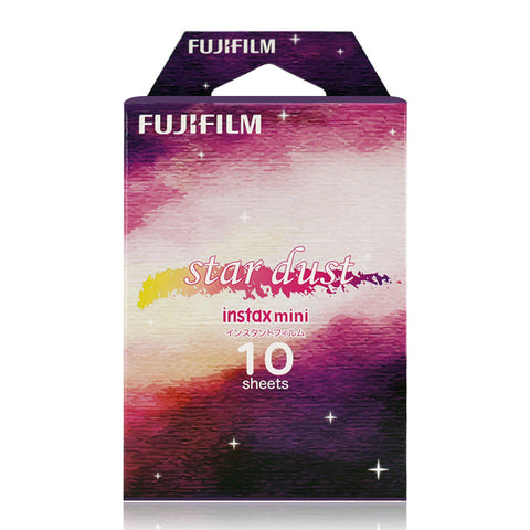 Fujifilm Instax Mini Star Dust Instant Film