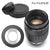 35mm F1.7 CCTV Lens + C Mount Adapter