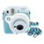 Fujifilm Instax Mini 9 Camera Protective Bag with Shoulder Strap - 9 Colors