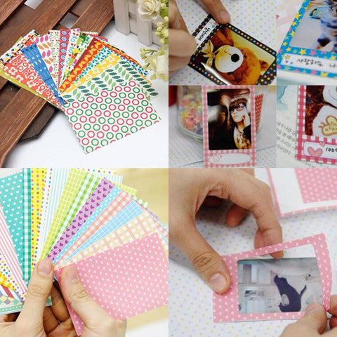 Caiul Colourful Pattern Decorate Stickers