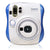 Fujifilm Instax Mini 25 Camera - Blue & White