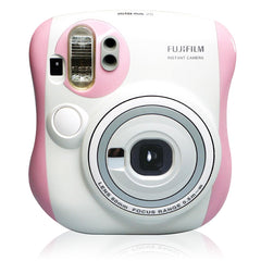Fujifilm Instax Mini 25 Instant Camera - Pink White