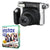 Fujifilm Instax Wide 300 Instant Camera with Fuji Wide Instant Film Combo