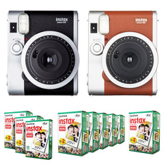 Fujifilm Instax Mini 90 NEO Classic Instant Camera - 2 Color