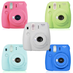 Fujifilm Instax Mini 9 Instant Photo Camera - 5 Colors