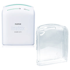 Fujifilm instax Share SP-1 Smartphone Printer + Crystal Case