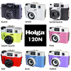 Holga 120 N Medium Format Film Lomo Camera
