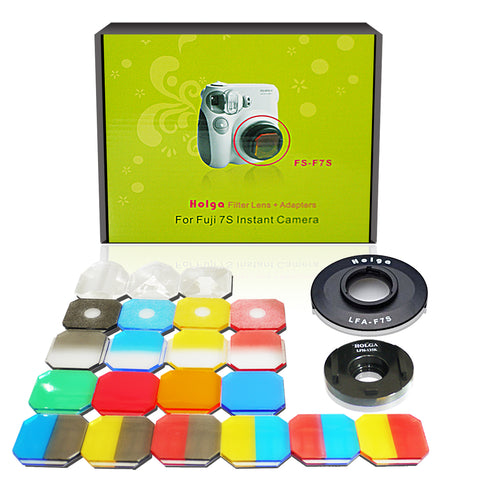 Holga Filter Set for Mini 7S ( FS-F7S )