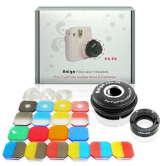 Holga Filter Set for Mini 8 ( FS-F8 )