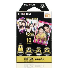 Fujifilm Instax Mini Minion DM3 Instant Film