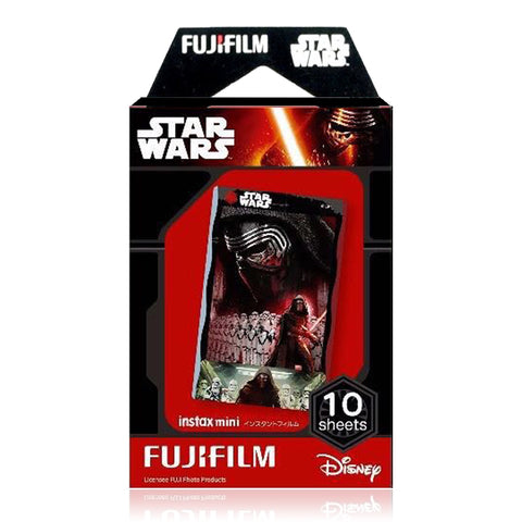 Fujifilm Instax Mini Lucas Star Wars Limited Edition Instant Film