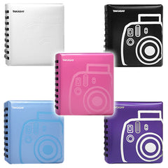 Takashi Jelly Instax Mini Photo Album - 5 Color