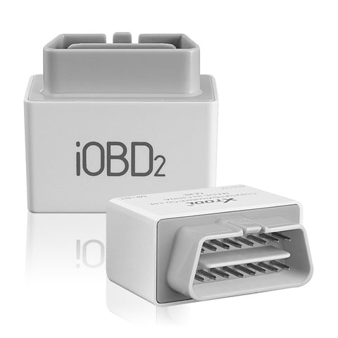 iOBD2 Bluetooth Adapter Vehicle Communicator for iSO & Android