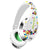 Bluedio A 3D Stereo Wireless Bluetooth 4.1 Stylish Headphone - White