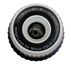Holga Lens HL-N for Nikon DSLR Camera