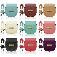 Fujifilm Instax Mini 8 Camera PU Leather Bag by Takashi - 9 Color