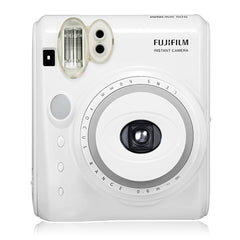 Fujifilm Instax Mini 50S Camera - Piano White