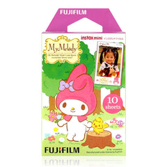 Fujifilm Instax Mini My Melody Version Sanrio Instant Film