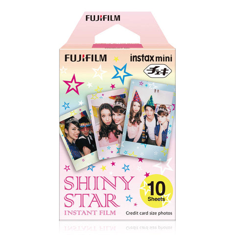 Fujifilm Instax Mini Shiny Star Instant Film