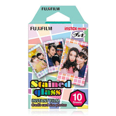 Fujifilm Instax Mini Stained Glass Instant Film