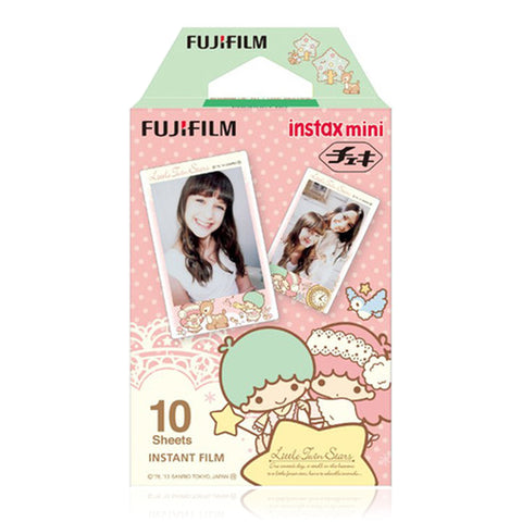 Fujifilm Instax Mini Little Twin Stars KiKi & LaLa Instant Film
