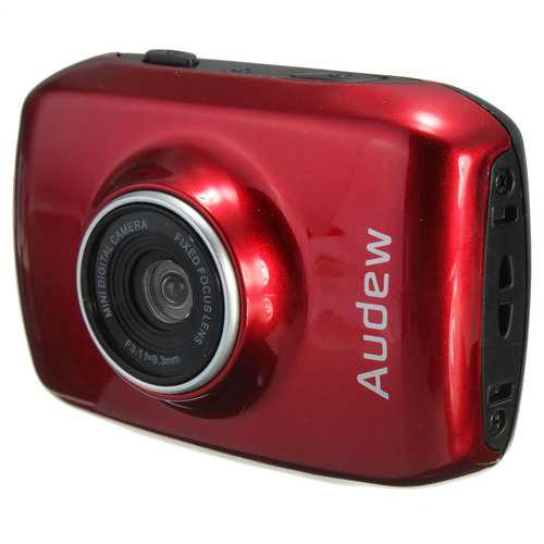 2 Inch 720P HD Touch Screen Portable Waterproof Mini Action Outdoor Sport Camera DV Camcorder
