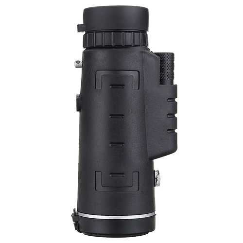 40X60 Outdoor Camping Monocular Optical HD Lens Telescope+ Tripod + Clip For Mobile Phone