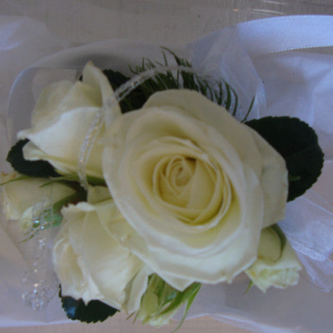Corsage and buttonhole package