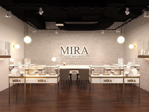 MIRA South Sea pearls Atelier Colony 6 Kemang