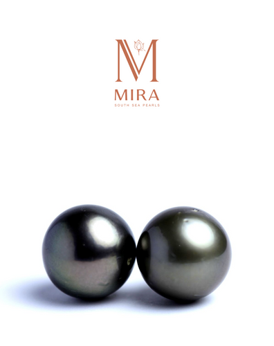 MIRA south sea pearl earring