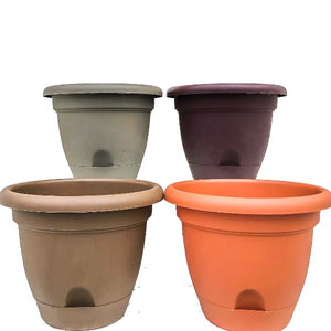 "Pot, 12"", assorted colours"