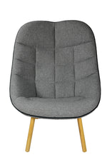 Load image into Gallery viewer, Graystone Design Armchair in Savanna Grey