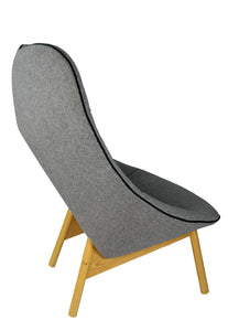 Graystone Design Armchair in Savanna Grey