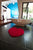 Heart Shaped Rug (70 diameter)