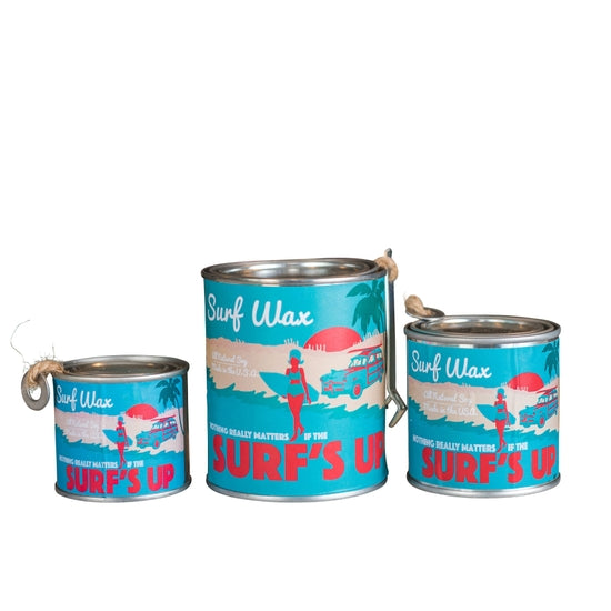 Surf's Up Pint Candle