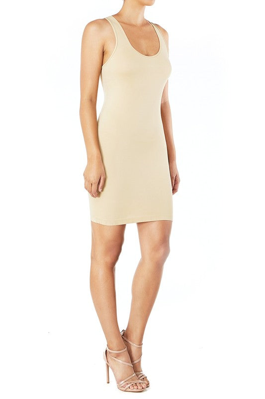 Seamless Slipdress