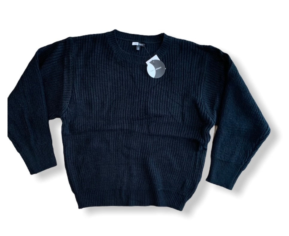 Low Gauge Perfect Sweater