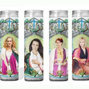 "Sex and the City ""Prayer"" Candle"