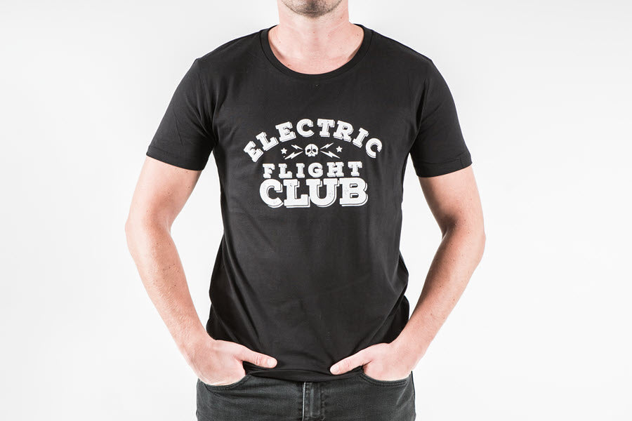 "T-Shirt ""Electric Fight Club"""