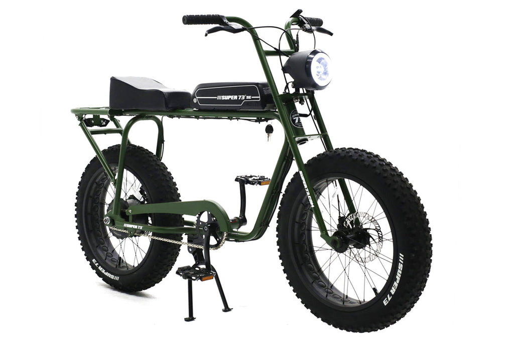 Super73 SG Bike | Army Green