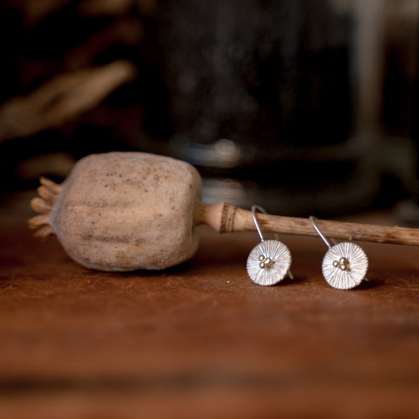 CALICO ASTER EARRINGS