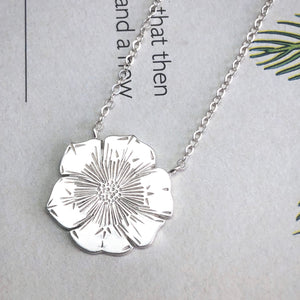 ANEMONE NECKLACE