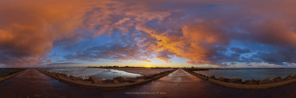 Dutch Skies 360° HDR - Limited Edition Print - 001  |  Preview look
