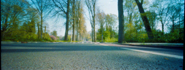 LEROUGE Pinhole cameras first test shoot output 3/9