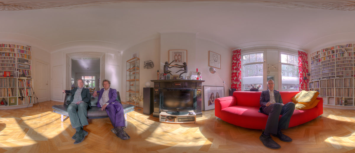the (close) Encounters Project - Part 10 - Minny Pops - HDR Panorama portret by www.bobgroothuis.com ©