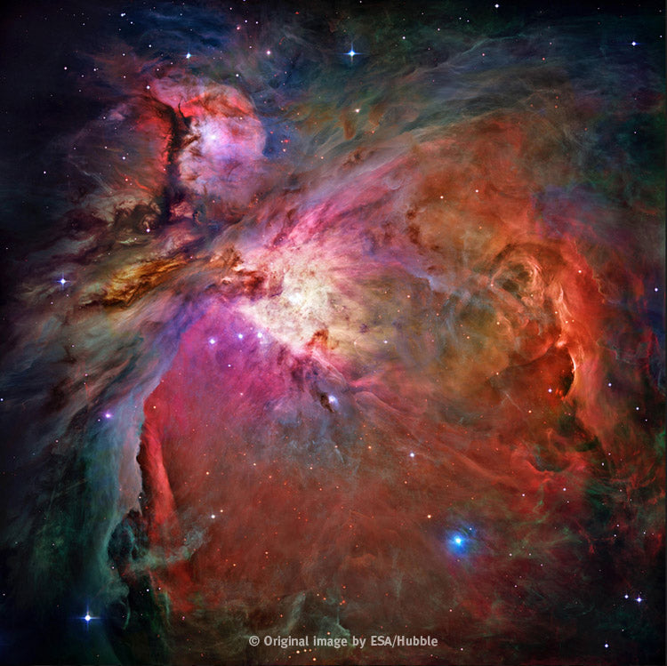 Orion Nebula by ESA/Hubble