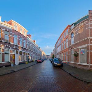 Dutch Free 360° HDRI – 001 | Street scene with cars